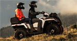 Квадроцикл SPORTSMAN TOURING 570: подробнее