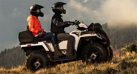 Квадроцикл SPORTSMAN TOURING 570