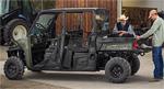 Мотовездеход RANGER CREW 570 Full-Size: подробнее