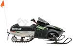 Снегоход Arctic Cat ZR 120: подробнее