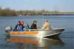 Лодка Wellboat-42К: подробнее