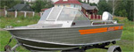 Лодка Wellboat-45M: подробнее