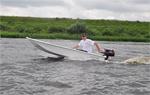 Лодка Laker Т300: подробнее