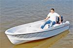 Лодка Laker V410: подробнее