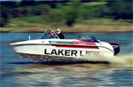 Лодка Laker V 450: подробнее