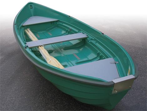 Лодка Terhi Saiman
