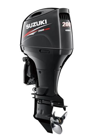 Мотор Suzuki DF200ATL
