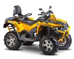 Мотовездеход Stels ATV 800 Guepard: подробнее