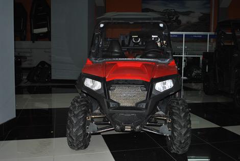 Б/у мотовездеход Ranger RZR 570