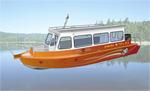 Катер Amadeus - 5 Transport: подробнее