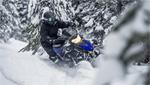 Снегоход Yamaha Phazer M-TX: подробнее