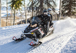Снегоход Polaris 550 INDY ADVENTURE 155: подробнее