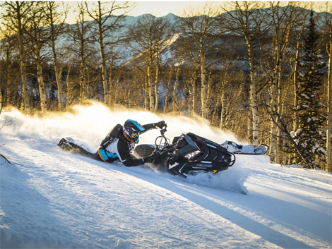 Снегоход Polaris 800 PRO-RMK 155 LTD