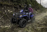 Квадроцикл Polaris SPORTSMAN TOURING 570: подробнее