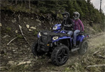Квадроцикл Polaris SPORTSMAN TOURING 570 SP: подробнее