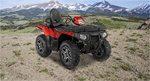 Квадроцикл Polaris SPORTSMAN TOURING 850 SP: подробнее