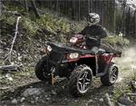 Квадроцикл Polaris Sportsman 570 SP: подробнее