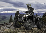 Квадроцикл Polaris Scrambler XP 1000: подробнее