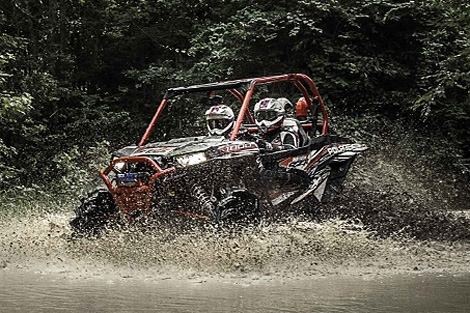 Мотовездеход RZR XP 1000 EPS HIGH LIFTER EDITION