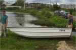 Моторная лодка Sava 420К: подробнее
