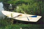 Гребная лодка Sava 400 Pelda-Mini: подробнее