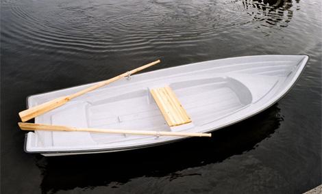 лодка текстолитовая