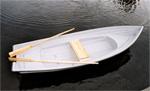 Гребная лодка Sava 420: подробнее