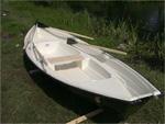 Гребная лодка Sava 480: подробнее
