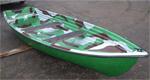 Гребная лодка Sava 500: подробнее