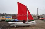 Гребная лодка Sava 490 Pelda-MAXI: подробнее
