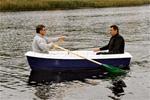 Лодка картоп Sava 270: подробнее