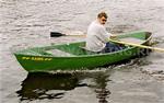 Лодка картоп Sava 370: подробнее